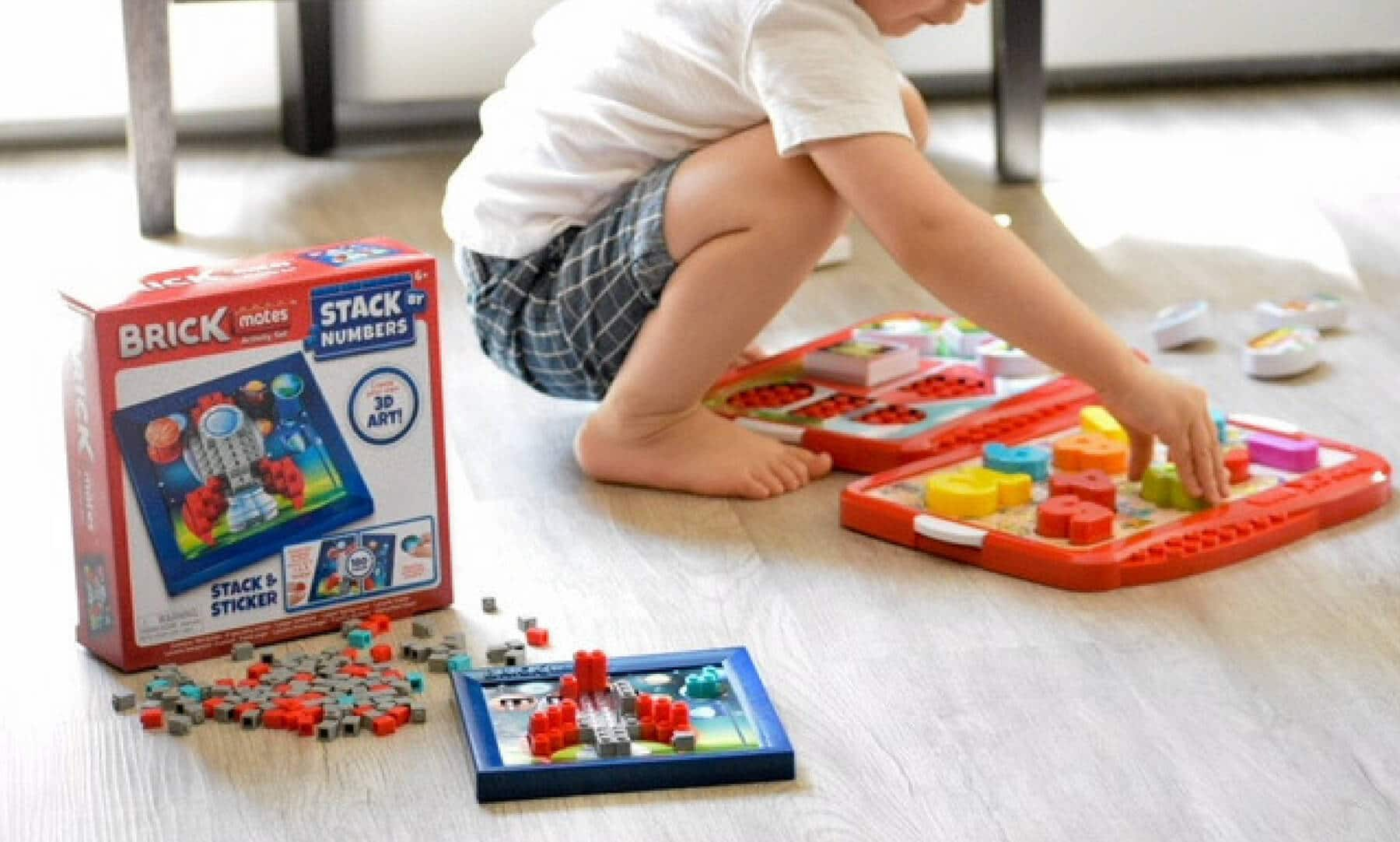 Mobile Brick Mates 3d Puzzles Learning Activity Homepage