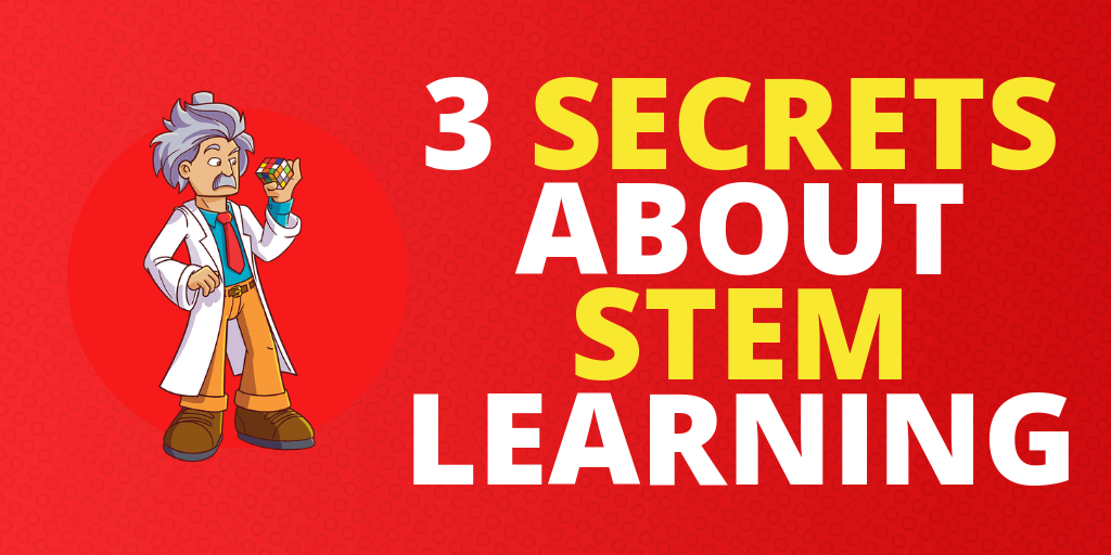 3 Secrets About STEM Learning - Brick Mates - STEM Toys For Kids 2 and Up
