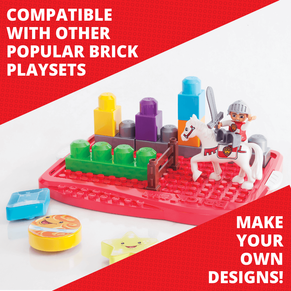 Make Your Own Designs - Lock and Learn - BrickMates