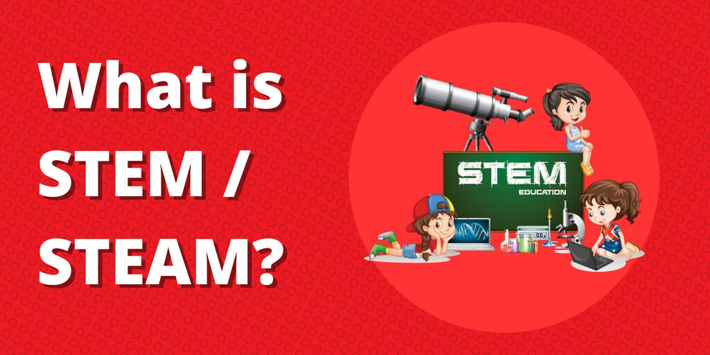What is STEM STEAM - featured image - Brick Mates