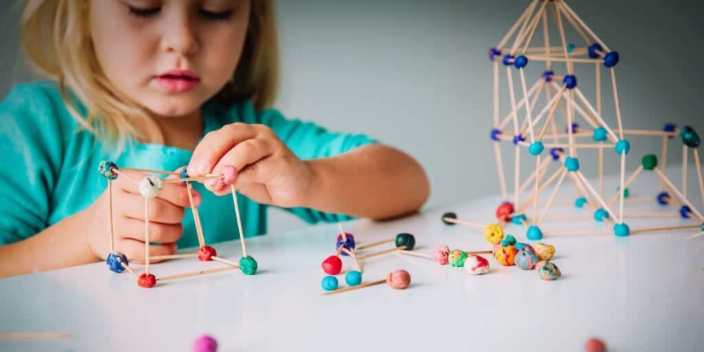 Why STEM Learning Gives Moms Early Bragging Rights blog - BrickMates - Math
