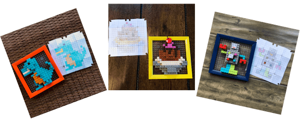 Brick Mates Create Your Own Designs Get Our Template