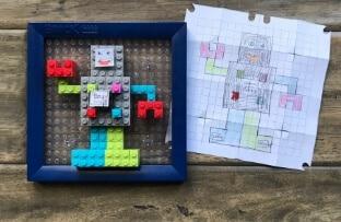 Create Your Own Designs - Brick Mates - Robot