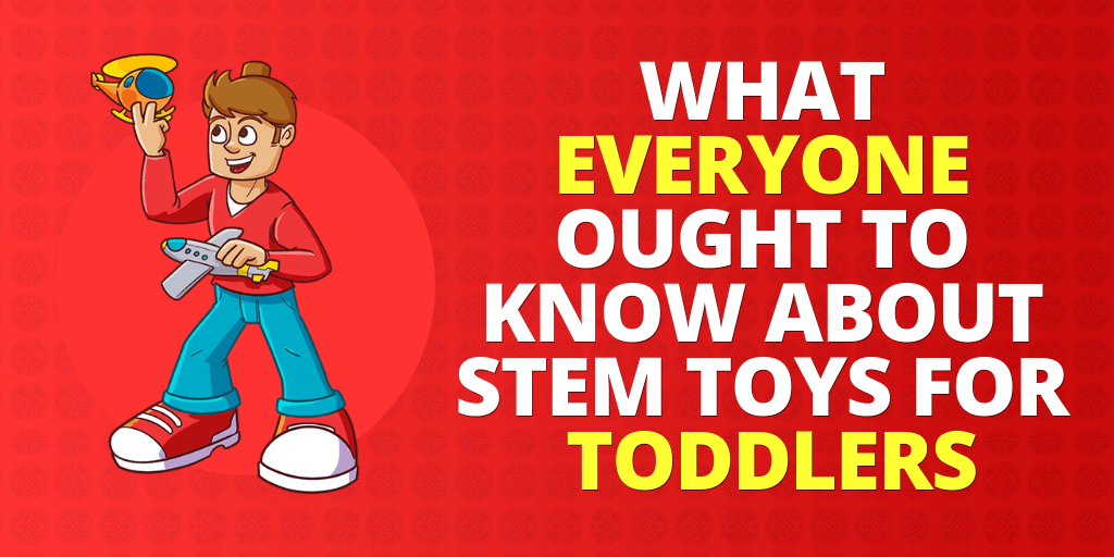 These 3 skills are crucial for toddler cognitive development. By using STEM-certified toys for toddlers, they'll develop EQ, divergent thinking, and more!