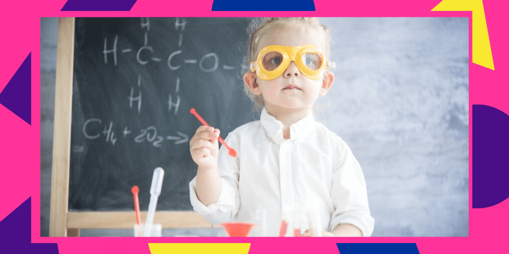 3 Myths About STEM Education For Toddlers blog - Girls Don't Care About STEM
