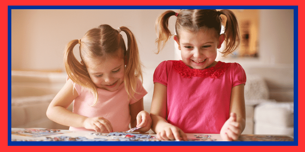 Increase Attention Span and Focus - Why Matching Puzzles Are A Moms Secret Weapon
