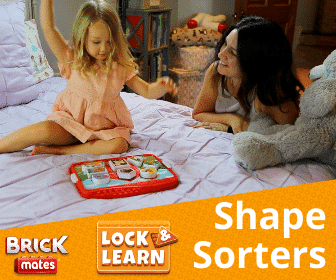 Lock and Learn - 336 x 280 - Ad - Brick Mates