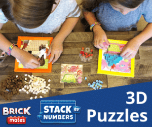 Stack BY Numbers - 336 x 280 - Ad - Brick Mates