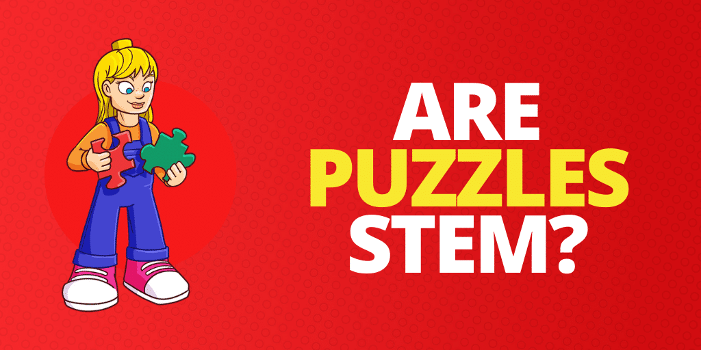 Are Puzzles STEM?