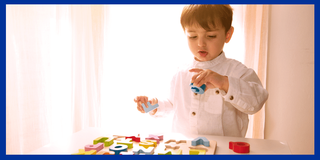 Fine and Gross Motor Skill Milestones - 3 Things Moms Should Know About Toddler Puzzles