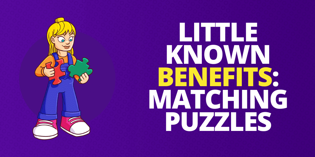 Little Known Benefits of Matching Puzzle Games