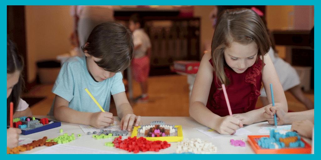 Cognitive Development Using STEM Puzzles Benefits of Puzzles for Child Development